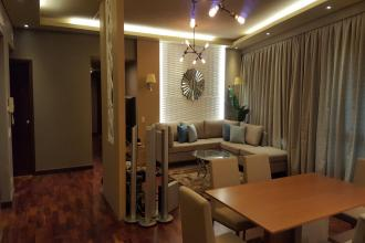 Fully Furnished 3 Bedroom in The Residences at Greenbelt