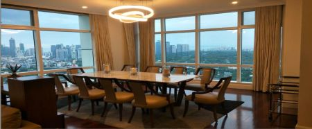 Fully Furnished 3BR for Rent in One Roxas Triangle Makati