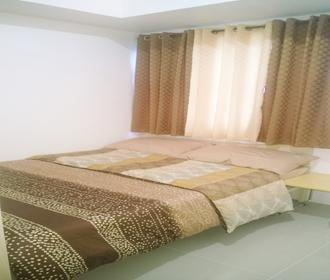 Condo 1BR for Rent at SM Light Residences Mandaluyong City
