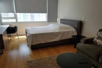 Fully Furnished Studio Unit at Park Terraces for Rent