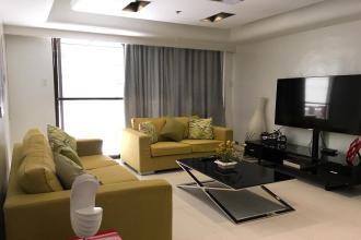 Newly Renovated 3BR with balcony in Parc Regent Salcedo Makati