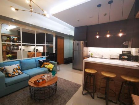 Fully Furnished Modern 1BR in Morgan Residences McKinley Hill