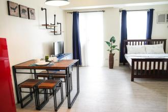 Fully Furnished Studio Unit at Amaia Steps Sucat for Rent