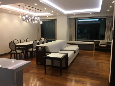 Fully Furnished 3 Bedroom Unit at Horizon Homes at The Fort