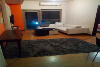 Furnished 1BR with Private Garden in The Residences at Greenbelt