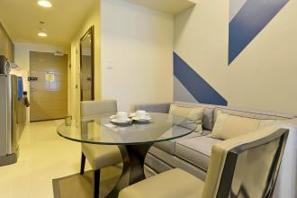 Fully Furnished Studio Unit at The Currency Towers Ortigas