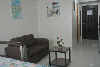 Fully Furnished Studio for Rent in Persimmon Cebu