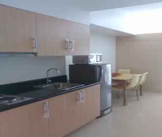 One Bedroom Fully Furnished with Balcony Condo Unit for Rent