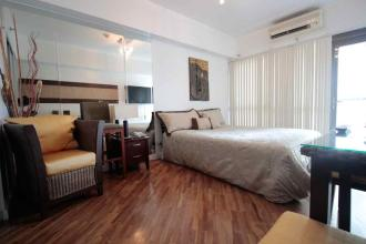 Fully Furnished Studio with Parking at Joya Lofts and Towers