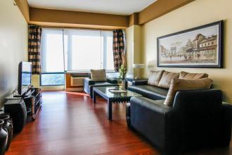 Fully Furnished 1 Bedroom Unit at Bellagio Towers for Rent