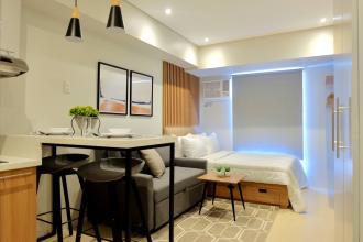 Fully Furnished Studio in Avida Towers Riala Cebu