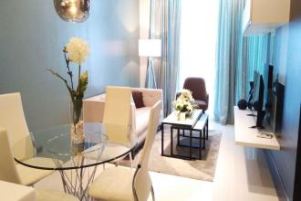 1BR Fully Furnished Unit at Blue Sapphire Residences Taguig