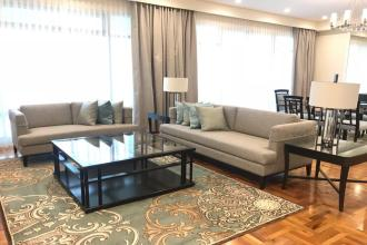 Fully Furnished 3 Bedroom Unit for Rent at Four Seasons