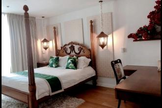 2BR Hotel Style with Balcony with Parking at Park Terraces