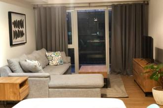 Fully Furnished 1 Bedroom Unit for Rent at Two Maridien