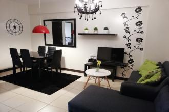 2BR  FULLY FURNISHED CONDO WITH BALCONY IN RESORT LIKE ENCLAVE