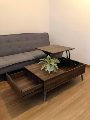 1BR Brand New Unit for Rent at The Rise Makati