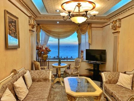 1BR Fully Furnished for Rent at Marina Residential Suites