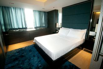 Studio Condo Fully Furnished at One Shangri-La Place in Ortigas