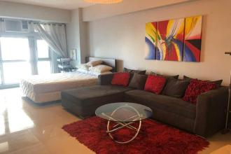 Studio in Greenbelt Chancellor for rent Rada St,. Makati City