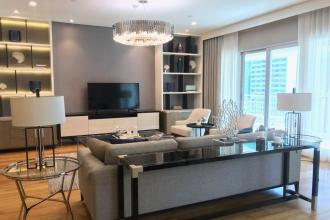 Fully Furnished 3 Bedroom Unit for Rent in One Penn Place Makati