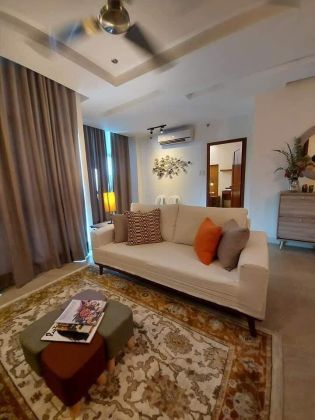 3BR Fully Furnished Unit for Rent at Sapphire Residences Taguig