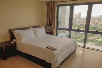 Fully Furnished 1BR Unit for Rent at Salcedo SkySuites
