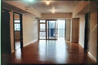Unfurnished 2BR with Balcony at Verve Residences for Rent