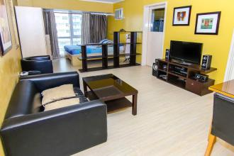 Fully Furnished Studio Type Condo for Rent at South of Market
