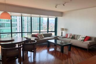 Furnished 2 bedroom in Hidalgo Place Rockwell Center
