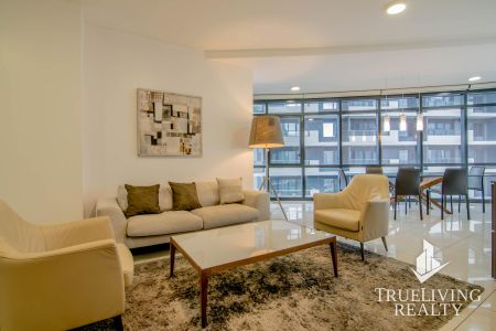 Fully Furnished 2BR for Rent in Arya Residences BGC