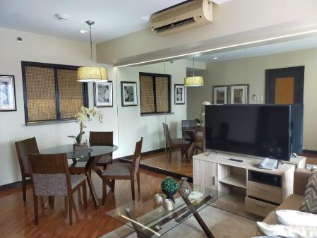 1BR Fully Furnished with Balcony and Parking at Joya
