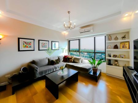 Fully Furnished 2 Bedroom Condo For Rent in TRAG, Makati City