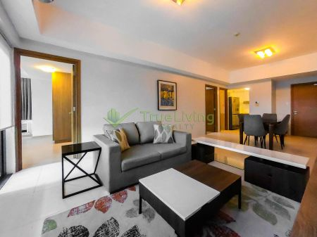 Fully Furnished 2BR Condo For Rent in Icon Plaza BGC Taguig