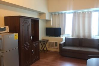 Fully Furnished Studio for Rent in Eton Tower Makati