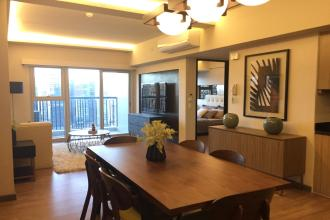 Fully Furnished 2 Bedroom Unit in One Maridien