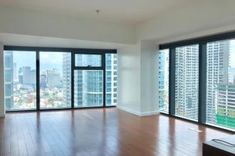 Fully Furnished 4BR Unit in Grand Hyatt Manila Residences for ren