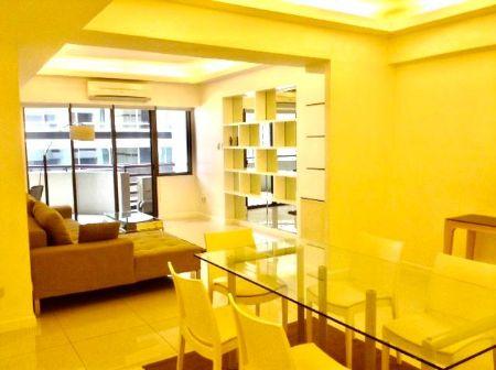 Elegantly Renovated 3 Bedroom for Rent in Parc Regent