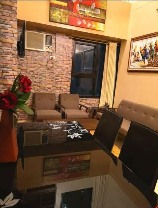 Fully Furnished 2 Bedroom in The Fort Residences Taguig
