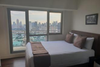 Fully Furnished 1BR unit for rent at Acqua Private Residences