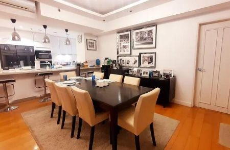 Fully Furnished 3 Bedroom Unit at The Beaufort for Rent