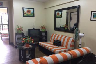 Fully Furnished 2 Bedroom Unit in Magnolia Place near Trinoma