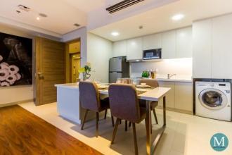 Luxurious Executive 1BR Suite in Citadines Millennium Ortigas