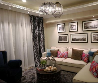 Fully Furnished 2 Bedroom Unit at One Maridien for Rent