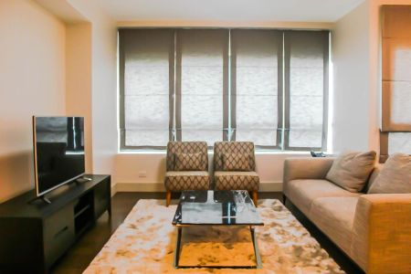 Fully Furnished 2BR for Rent in Edades Tower Rockwell Makati City