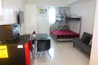 Fully Furnished Studio Unit for Rent in Princeton Residences