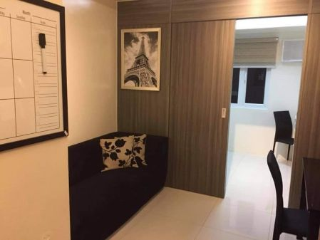 Fully Furnished 1 Bedroom for Rent in Green Residences Manila