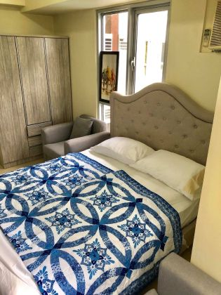 Fully Furnished 1BR for Rent in Avida Towers Verte BGC Taguig