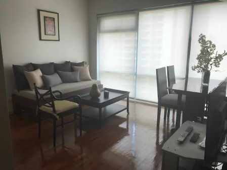 1 Bedroom Unit with Parking in One Legazpi Park