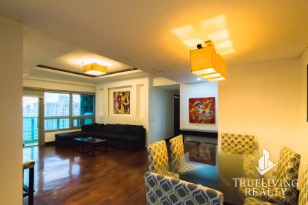 Fully Furnished 2BR Condo for Rent in TRAG Makati City